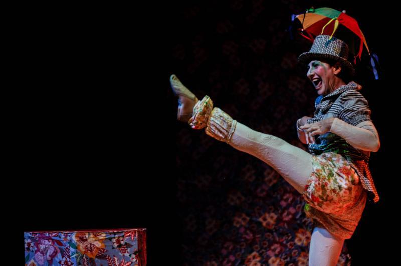 Escolas municipais de Itajaí recebem apresentações teatrais