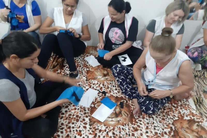 Centro de Educação Infantil promoverá oficina da boneca Abayomi