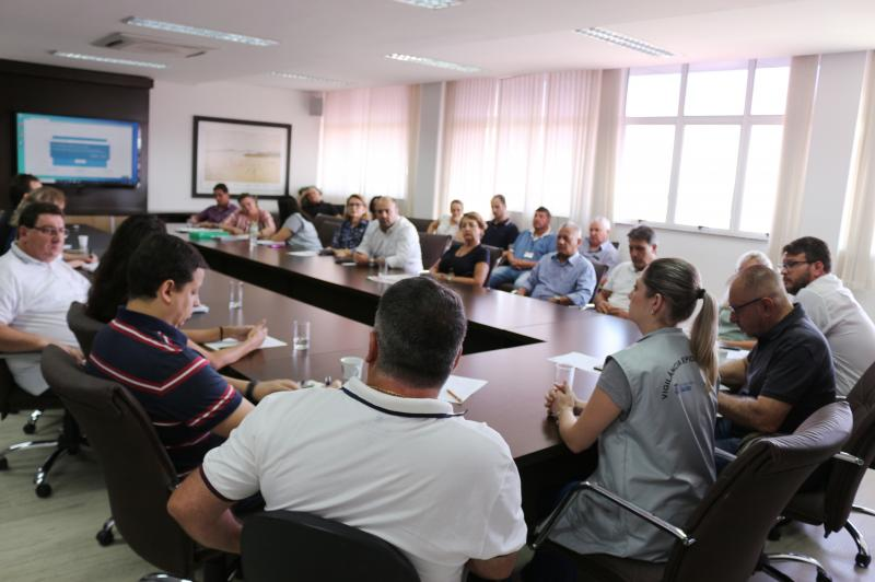 Município de Itajaí cria comitê de enfrentamento ao coronavírus