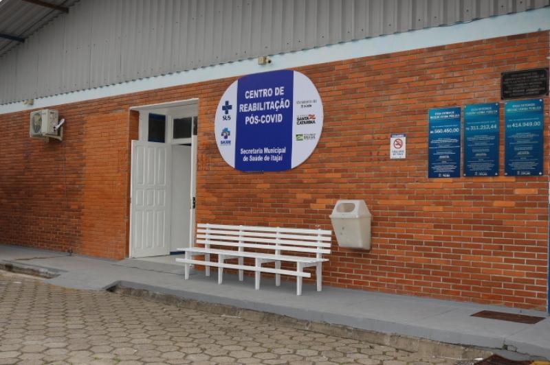 Centro de Reabilitação Pós-COVID completa um mês de funcionamento em Itajaí