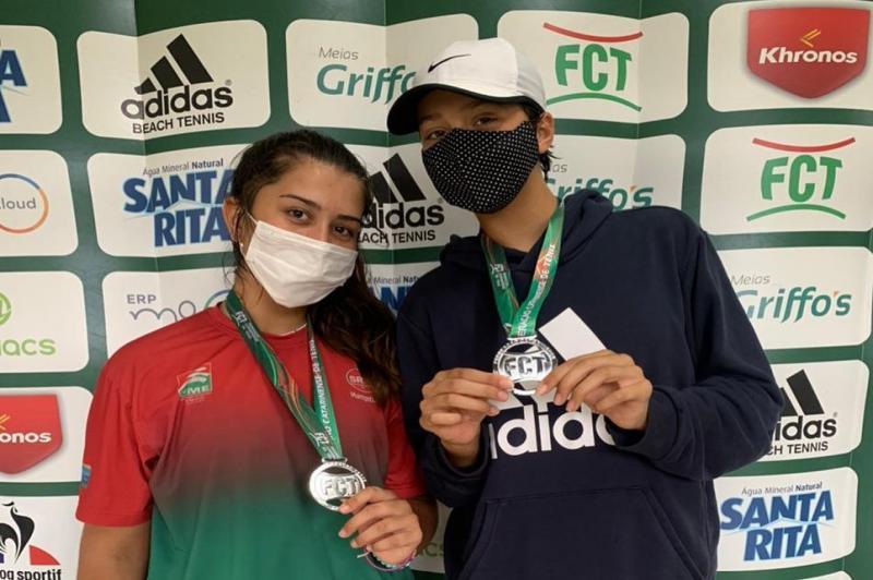 Tênis de campo de Itajaí conquista 35 títulos no Circuito Sul Brasileiro de Verão