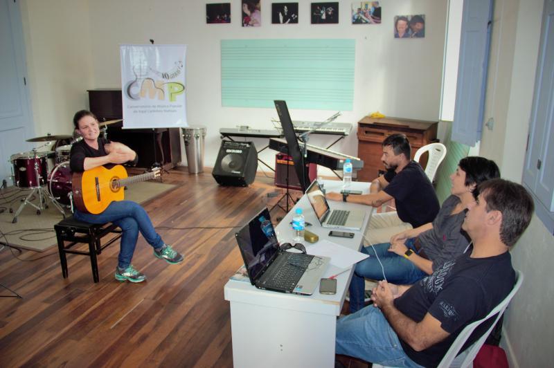 Aulas do Conservatório de Música iniciam dia 15 no formato 100% on-line