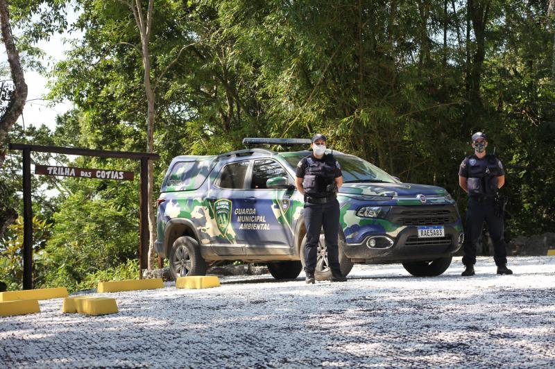 Guarda Ambiental completa um ano de atuação em Itajaí