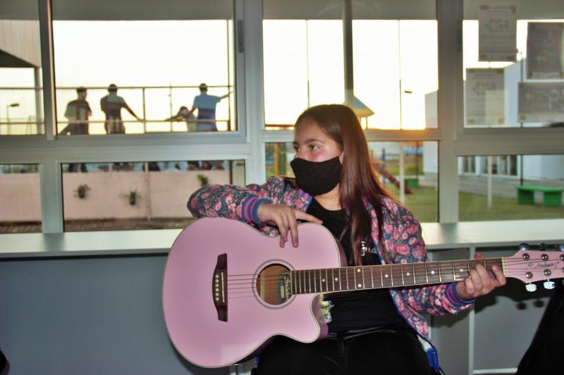 Abertas inscrições para curso coletivo de violão infanto-juvenil do Conservatório de Música