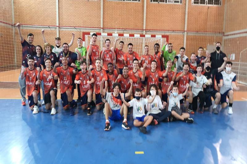 Itajaí vai representar a região Sul no Campeonato Brasileiro Juvenil de Handebol