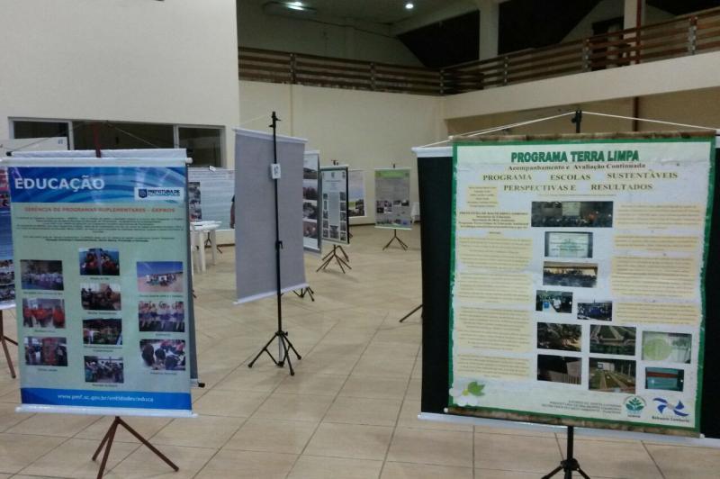 Itaja� participa do 3� Encontro Catarinense de Educa��o Ambiental