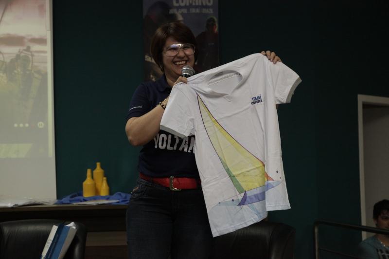Projeto mobiliza profissionais da Educa��o para a Volvo Ocean Race - Itaja� Stopover