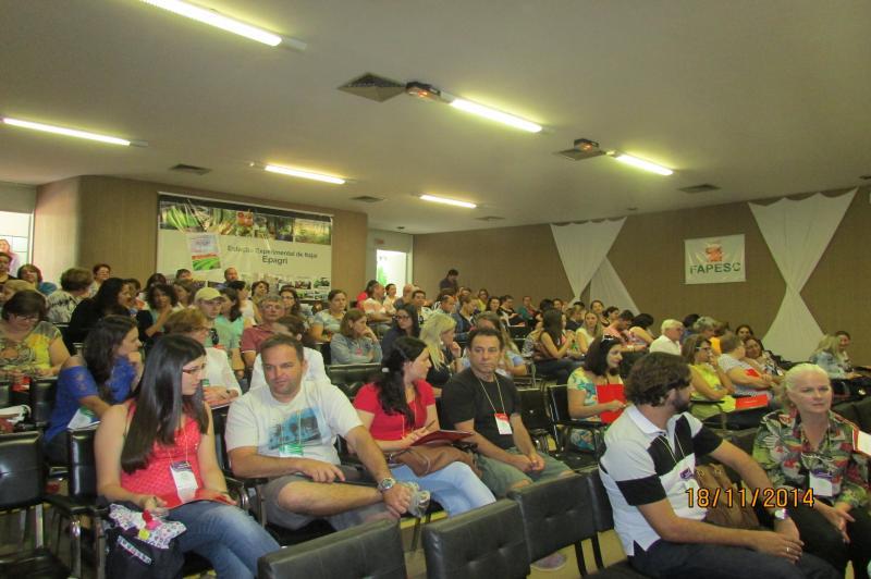 Itaja� participa do II Encontro Interinstitucional de Educa��o Ambiental
