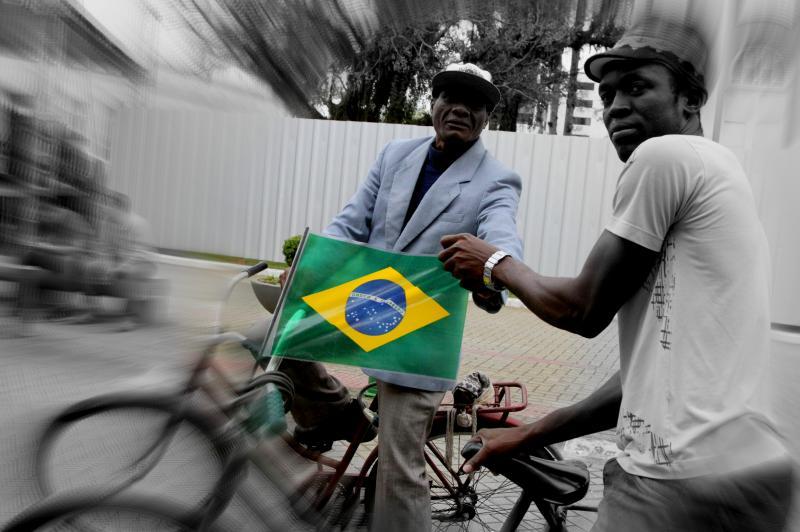 POMT orienta haitianos para o mercado de trabalho