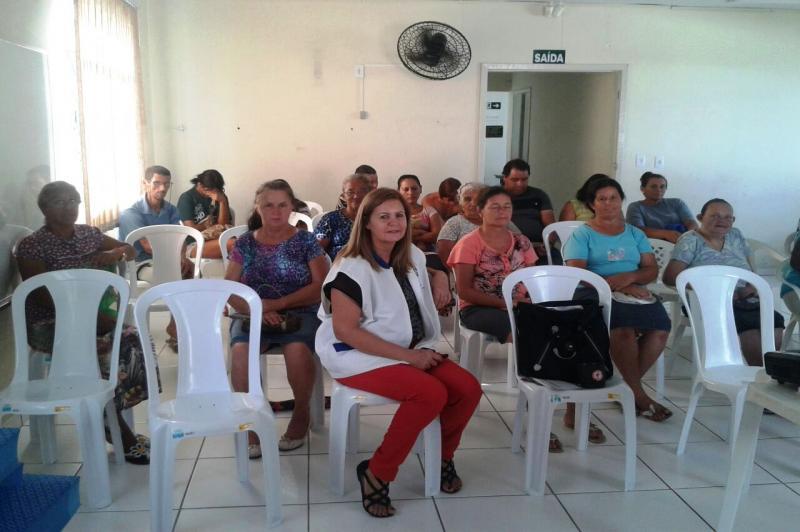 Sa�de realiza capacita��o sobre dengue em entidades p�blicas e privadas