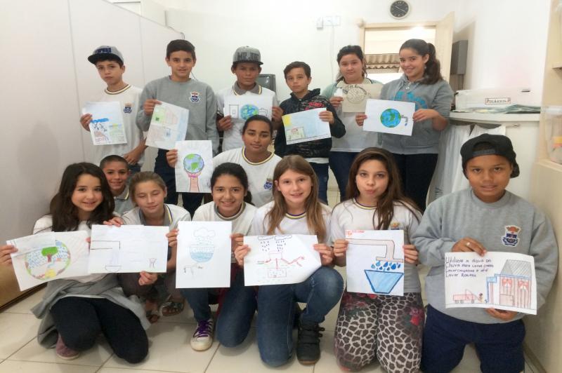 Concurso em Escola Sustent�vel define slogan da 20� Semana do Meio Ambiente