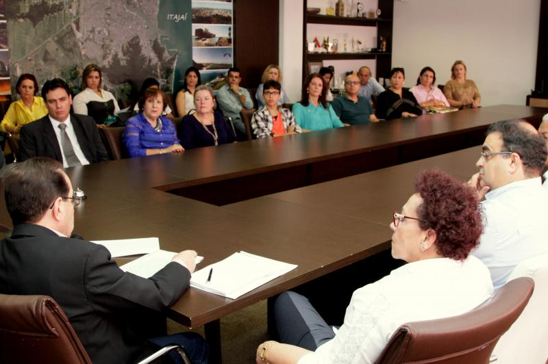 Prefeitura sanciona Lei do Novo Plano Municipal de Educa��o