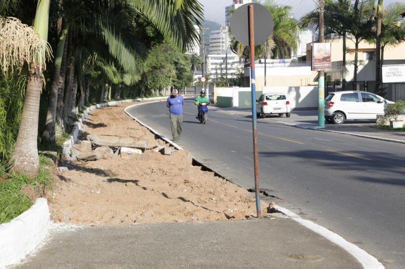 Rua Dep. Francisco Evaristo Canziani ficar� interditada nesta quarta-feira