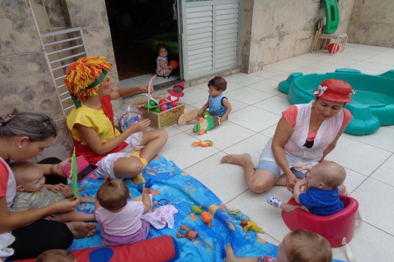 Leitura Sem Fronteiras movimenta Centro de Educa��o Infantil