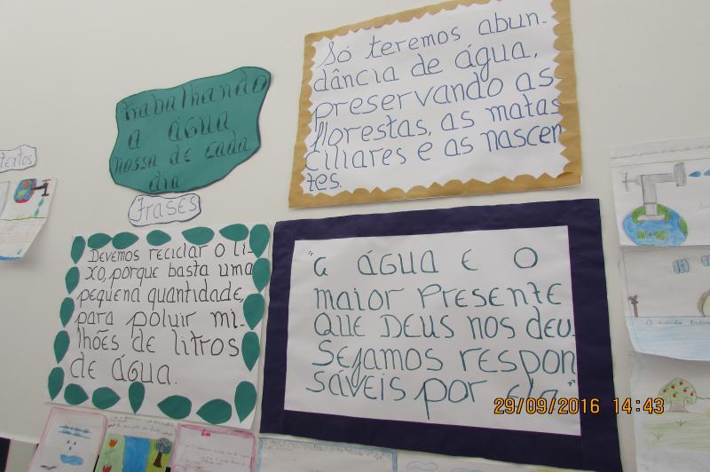 CEDIN Jacy Dias Ramos � o campe�o da Gincana Ambiental