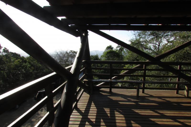 Mirante do Parque da Atalaia está temporariamente fechado para visitas