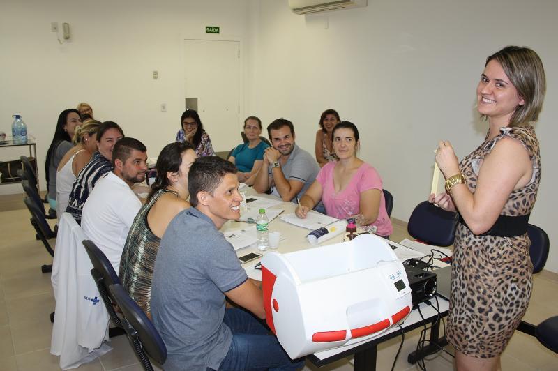 Coordenadores de unidades de saúde recebem curso sobre vacinação