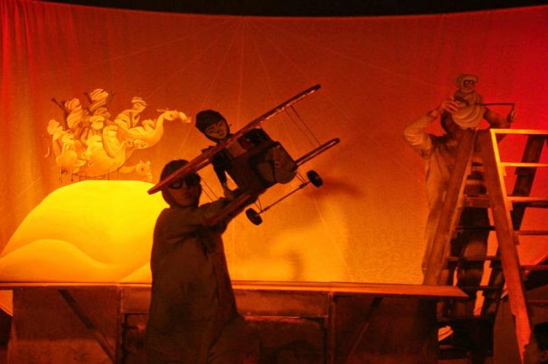 Grupo de Itajaí ganha prêmio nacional de teatro