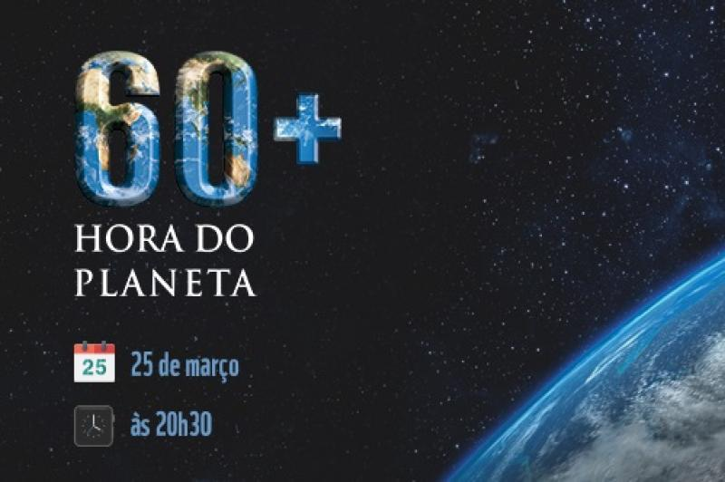 Itajaí participará da Hora do Planeta