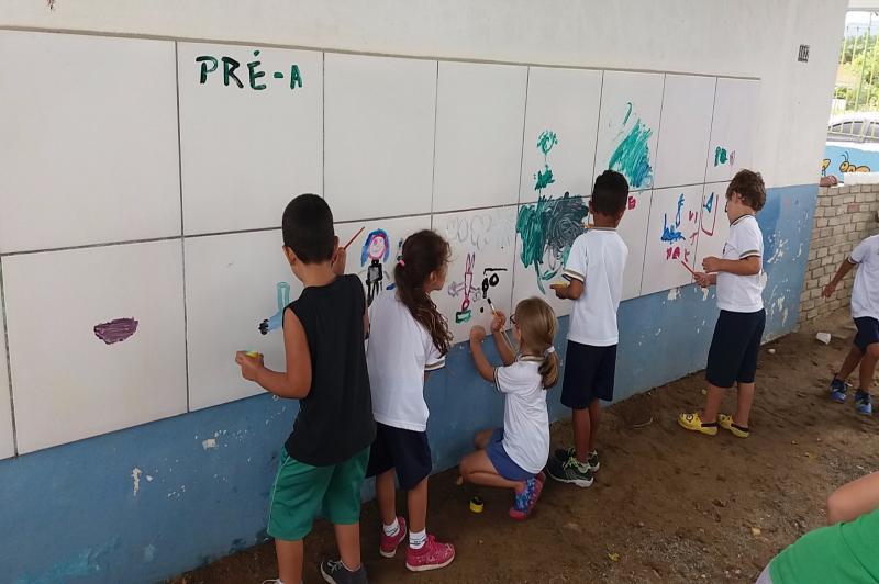 CEI João Sandri realiza atividade diferente