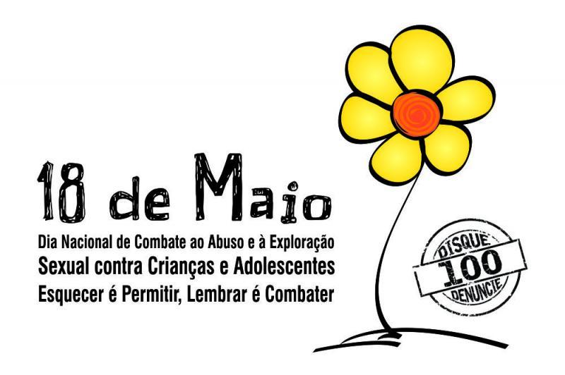 Evento marca Dia Nacional de Enfrentamento ao Abuso e à Exploração de Crianças e Adolescentes