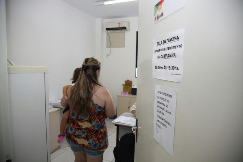 Vacinação contra gripe atinge 54,1% dos grupos prioritários em Itajaí