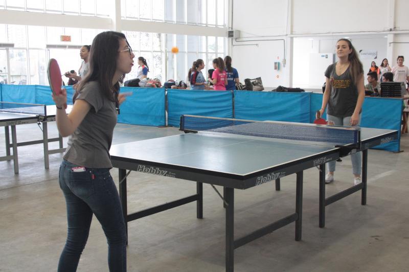 JEI conhece os campeões do atletismo e tênis de mesa