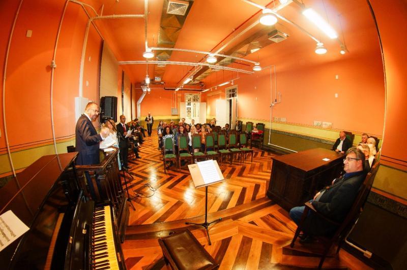 Palácio Marcos Konder abre as portas para o Música no Museu