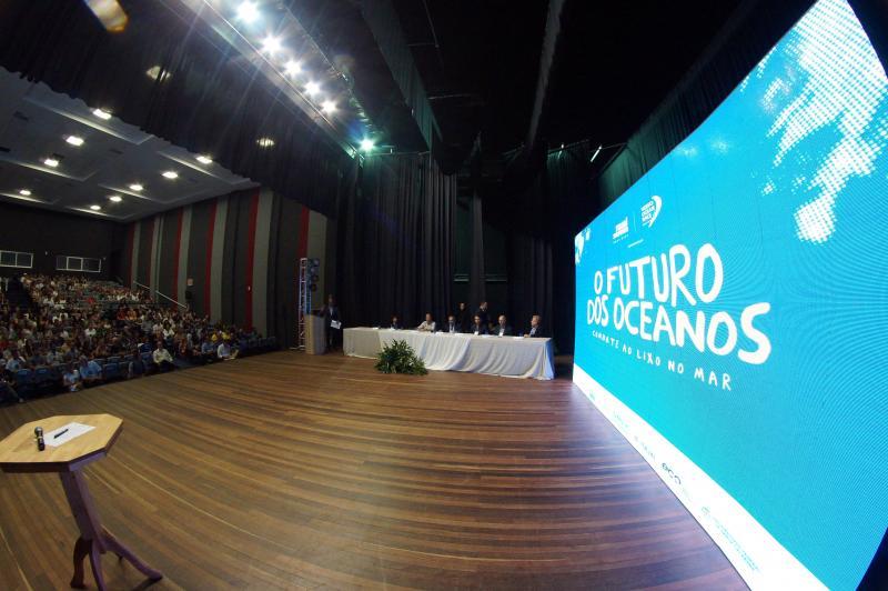 Itajaí é a primeira cidade do Brasil a levantar bandeira de sustentabilidade da ONU