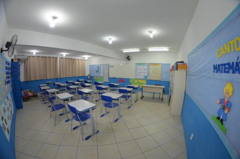 Unidades de ensino são reformadas e ampliadas