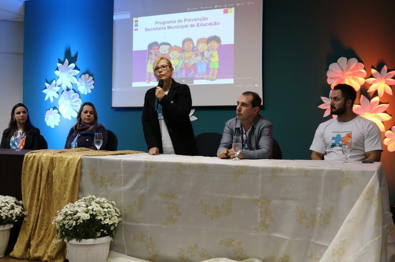 Secretaria de Educação lança o programa de Prevenção