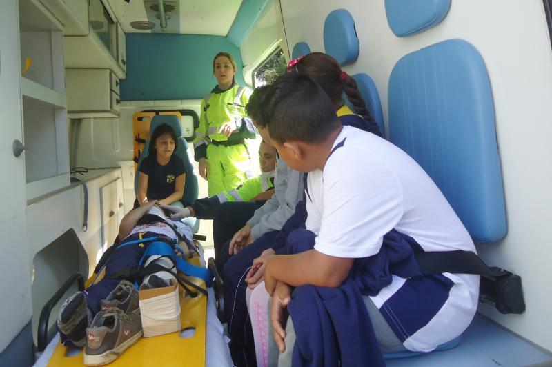 Cedin participa de projeto sobre humanização do trânsito
