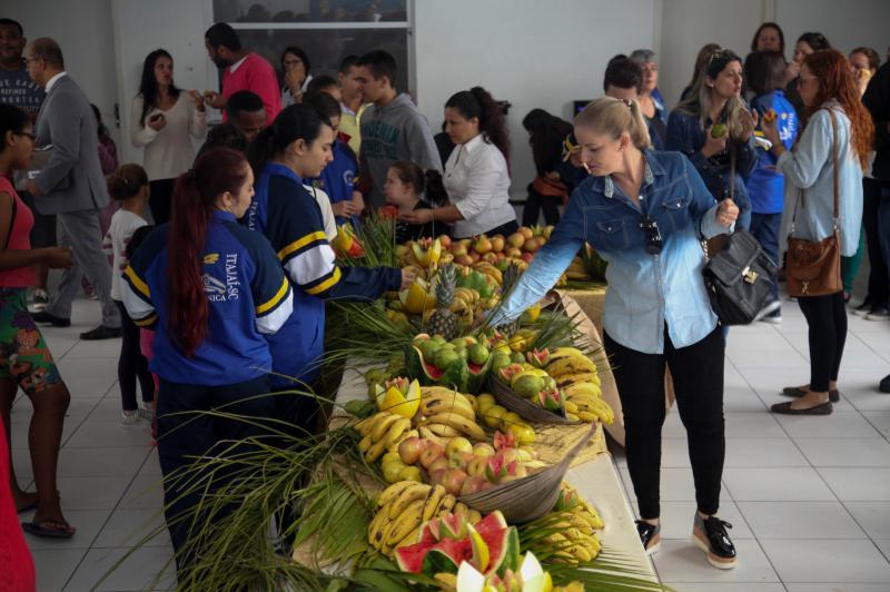 Educação promove concurso para incentivar hábitos alimentares saudáveis
