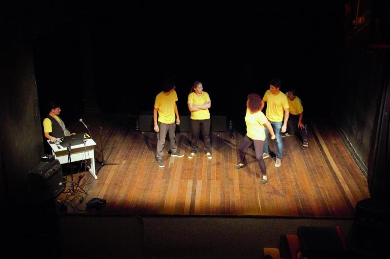 Grupo Os Mequetrefes realizará espetáculo de improviso na Casa da Cultura