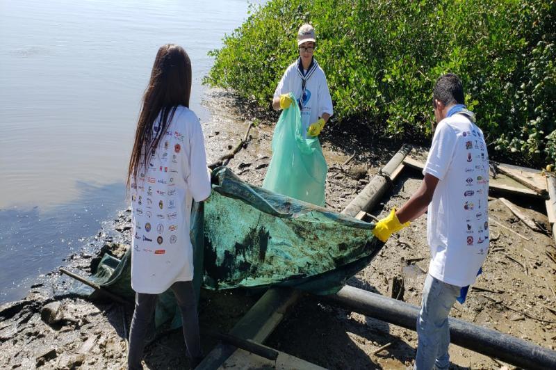 Juntos Pelo Rio reúne mais de mil voluntários neste sábado (23)