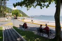 Praia de Cabeçudas recebe mutirão de limpeza neste sábado (11)