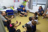 Centro de Educação Infantil aprofunda estudos sobre Libras