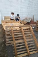 Instituto cidade sustentável constrói horta suspensa