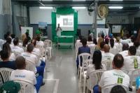 Instituto Cidade Sustentável realiza palestra sobre reciclagem