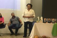 Biblioteca Pública de Itajaí recebe palestra sobre diversidade étnica na educação
