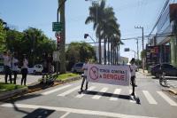 Itajaí promove mobilização contra dengue neste sábado (25)