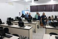 Colegiado da Educação de Itajaí realiza Secretaria Itinerante