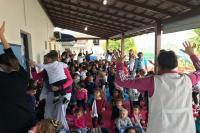 Unidades da Rede Municipal de Ensino participam do Dia do Desafio