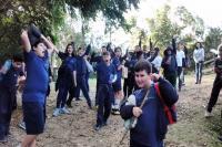 Parque do Atalaia e Viveiro de Mudas recebem visitas de alunos