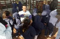 Estudantes do Município aprendem sobre a Mata Atlântica em meio à natureza