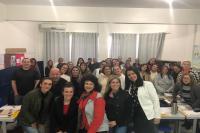 Projeto de Enfrentamento às Violências é apresentado em escola de Itajaí