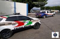 Defesa Civil promove ação para conter invasão nas encostas dos rios de Itajaí