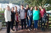 Centros de Referência de Assistência Social visitam o Viveiro de Mudas