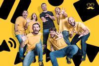 Espetáculo de humor traz um dos melhores improvisadores do mundo para Itajaí