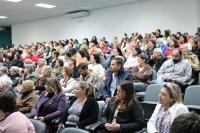 Secretaria Municipal de Educação sedia abertura do Agosto Lilás